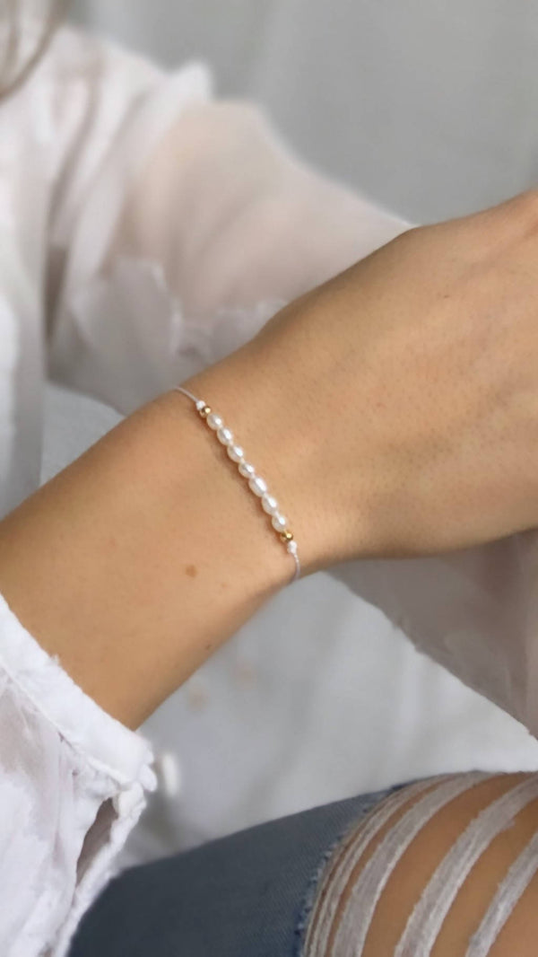 Darling | Silk Bracelet - Shop HamOnt
