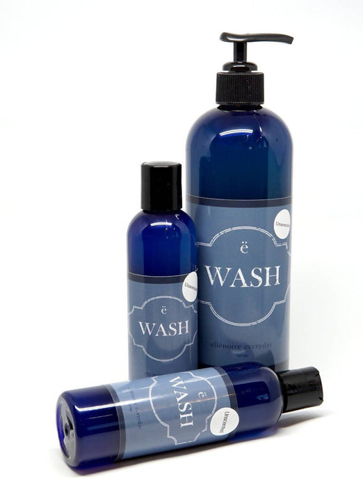 ellënoire everyday Organic Body Wash - Shop HamOnt