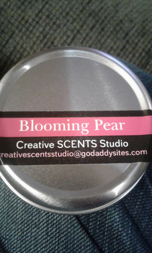 Blooming Pear- Lotion Bar - Shop HamOnt