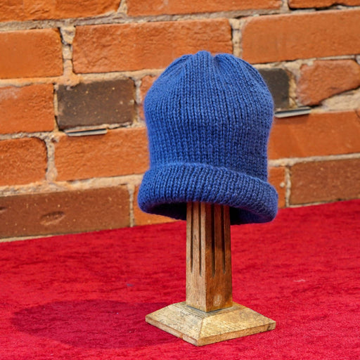 ellënoire Curly Safe Hats - Llama Lapis Slouchy Toque - Shop HamOnt
