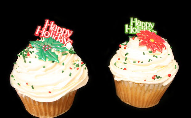 Cupcakes Extraordinary Christmas