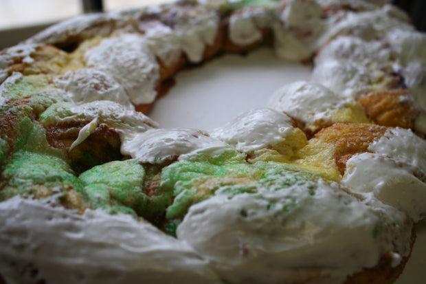 Holiday King Cakes