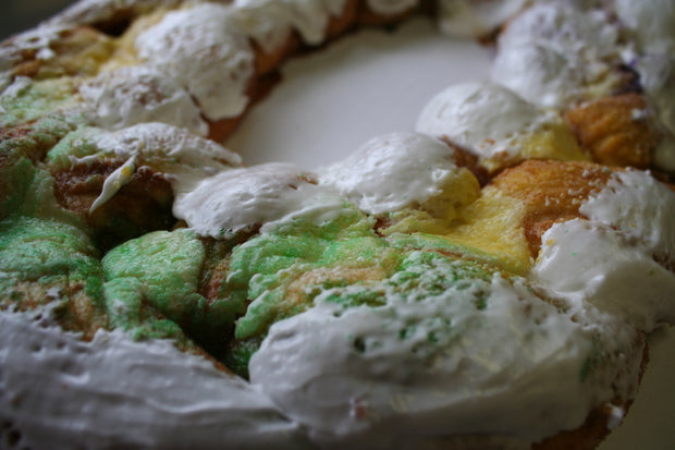 King Cake Filled - Large (In Store)