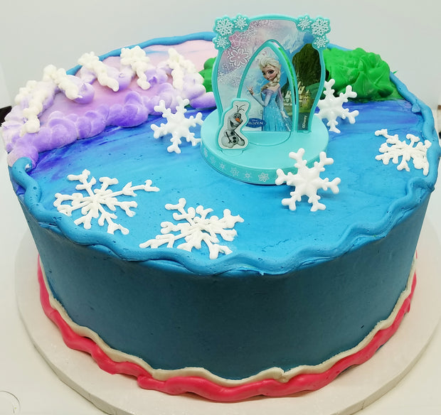 Frozen Deco & Kit  Party Cake