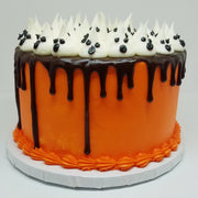 Haunted Party Cake