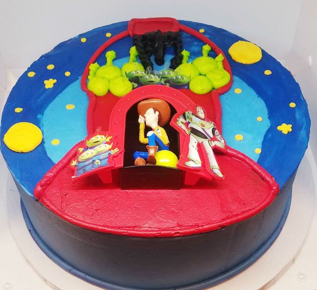 Toy Story Deco & Kit Party Cake