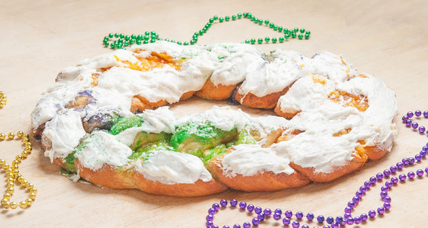 King Cake Filled - Medium