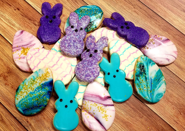 Holiday Cookies Easter