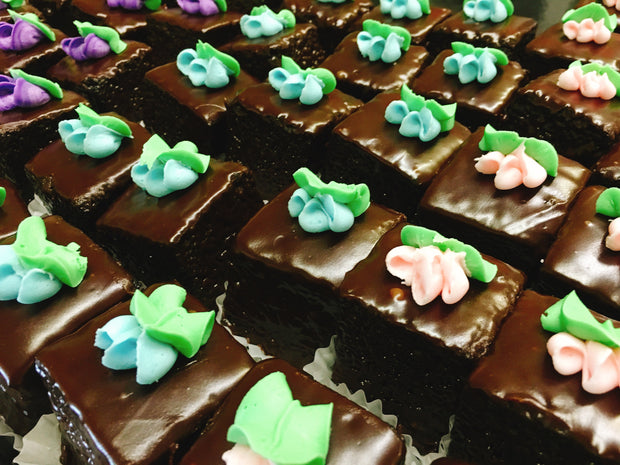 Petit Fours  Fudge