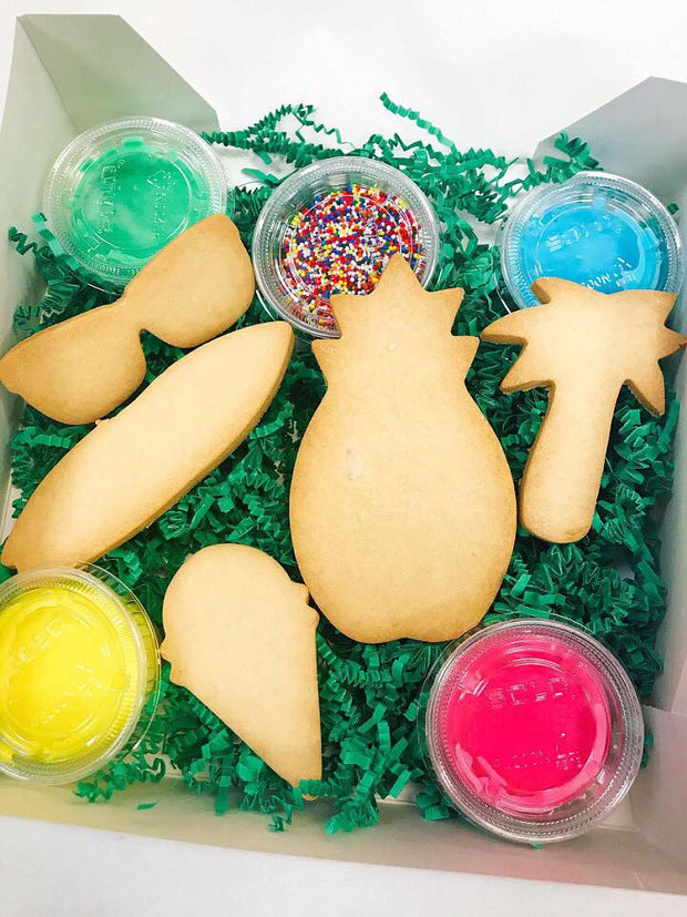 Spring/Summer Cookie Decorating Kit