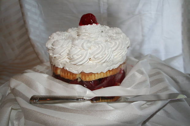Old Fashion Strawberry Shortcake