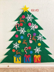 Sale! Felt Christmas Tree Kit(Christmas special offer)