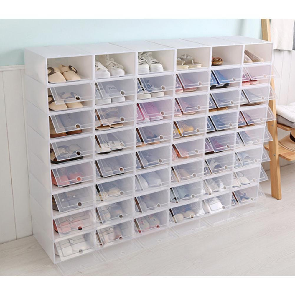 Drawer Type Shoe Box-(50% DISCOUNT)