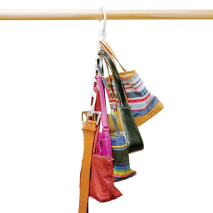 (80% Discount Today) (Buy five get one free)-Magic Hangers Closet Space Saving