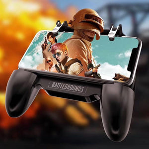 (BUY 2 FREE SHIPPING )Mobile Gaming Controller/Trigger for PUBG/Fortnite/Rules of Survival Gaming Grip