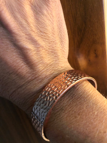 Copper Erimish Cuff