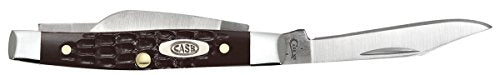 Case Small Brown Stockman Pocket Knife