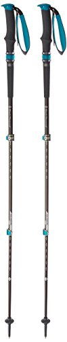 Black Diamond Women's Trail Pro Shock Walking Pole, 63-125cm