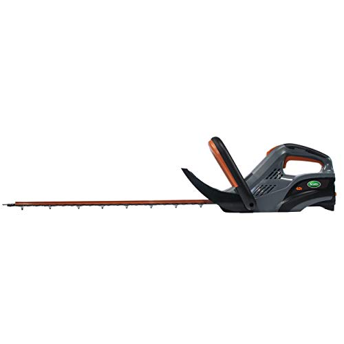 Scotts Outdoor Power Tools LHT12440S 40-Volt 24-Inch Cordless Hedge Trimmer, 2Ah Battery & Fast Charger Included