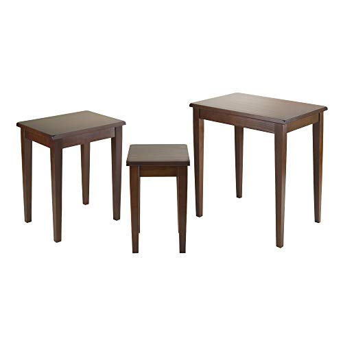 Winsome Wood 94320 Regalia Accent Table, Walnut