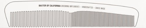 Baxter of California Large Comb for Men