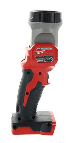Milwaukee 2735-20 M18 18V Lithium Ion 160 Lumen LED Worklight w/ 130 Degree Adjustable Head (Batteries Not Included, Power Tool Only)