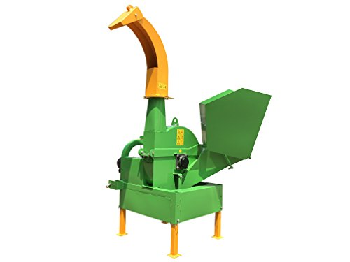 "NOVA TRACTOR BX52 Model 5"" Wood Chipper Shredder, Cat I 3pt, for Tractor from 18 to 50HP"
