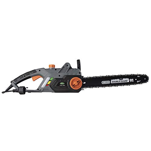 Scotts CS34016S 16 in. 13-Amp Corded Electric Chainsaw