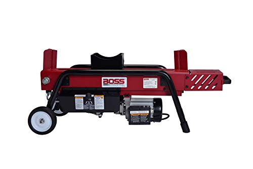 Boss Industrial ED8T20 Electric Log Splitter, 8-Ton