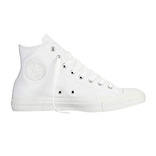 Converse Women's Chuck Taylor All Star Leather High Top Sneaker Unisex