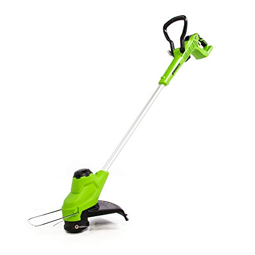 Greenworks 12-Inch 40V Gear Reduced String Trimmer, ST40B211