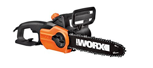 "WORX WG309 8 Amp 10"" 2-in-1 Electric Pole Saw & Chainsaw with Auto-Tension"