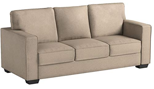 Ashley Furniture Signature Design - Zeb Contemporary Sleeper Sofa - Full Size - Quartz