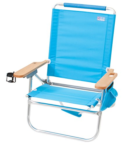 Rio Beach Beach Bum Chair, Turquoise