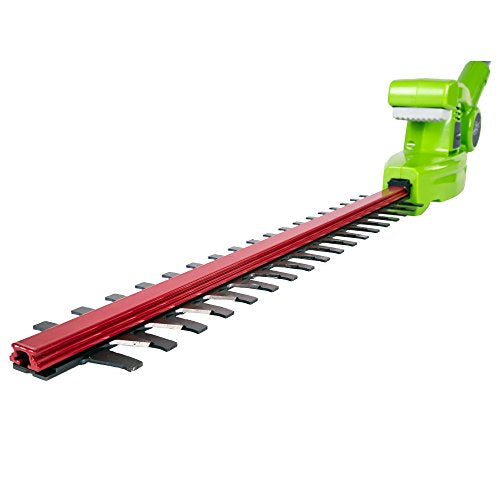 Greenworks 22-Inch 40V Cordless Pole Hedge Trimmer, 2.0 AH Battery Included PH40B210