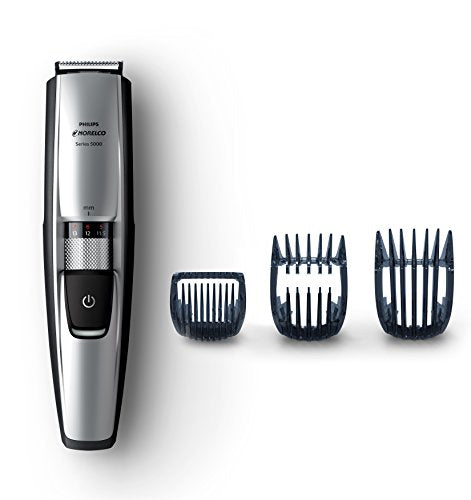 Philips Norelco Beard Trimmer Series 5100, BT5210/42, Cordless Hair Clipper and Groomer for Face - NO BLADE OIL NEEDED