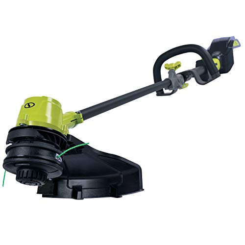 Sun Joe iON100V-16ST-CT 16 in. 100-Volt Max Brushless Lithium-iON Cordless String Trimmer, Core Tool (No Battery or Charger)