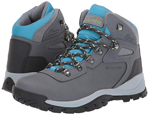 Columbia Women's Newton Ridge Plus Waterproof Hiking Boot, Breathable, High-Traction Grip