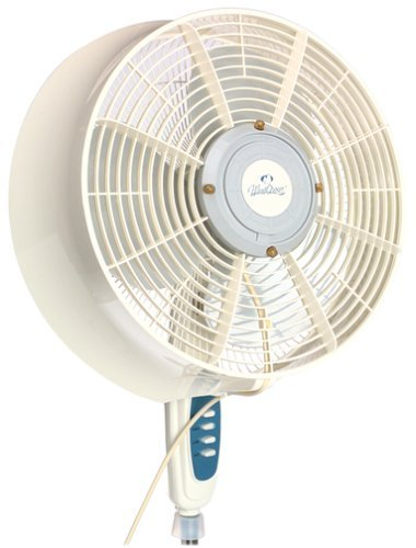 WINDCHASER Outdoor Misting Fan