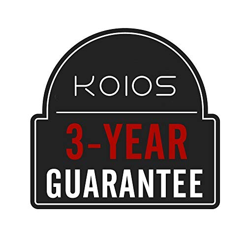 KOIOS Juicer, High Juice Yield and GERMANY EMGEL Motor with 2-Year Extended Warranty