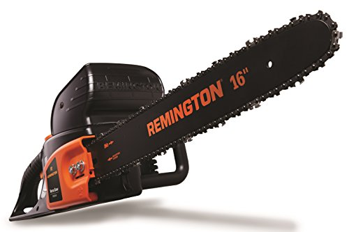 Remington RM1645 Versa Saw 12 Amp 16-Inch Electric Chainsaw with Automatic Chain Oiler-Lightweight-Easy View Oil Window-Ergo Handle, Amp-16