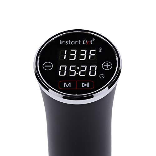Instant Pot SSV800 Accu Slim Sous Vide Immersion Circulator, 6 or 8 quart