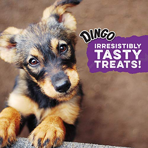 Dingo Mini Bones, Rawhide For Small/Toy Dogs, 35-Count