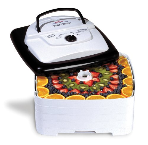 Nesco/American Harvest FD-80 Square-Shaped Dehydrator