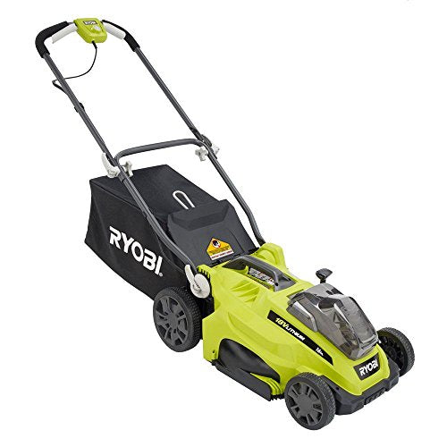 "16"" ONE+ 18-Volt Lithium-Ion Cordless Lawn Mower (Battery and Charger Not Included)"