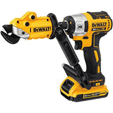 DEWALT DWASHRIR Impact Ready Shears Attachment