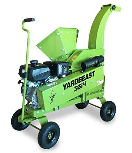 YARDBEAST 3514 429cc 14hp Wood Chipper