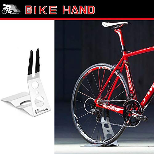 Bikehand Rear Hub Mount Bike Bicycle Stand Storage Rack