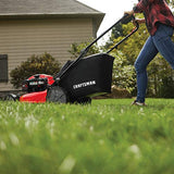 Craftsman M310 163cc Briggs & Stratton 725 exi 21-Inch 3-in-1 RWD Self-Propelled Gas Powered Lawn Mower with Bagger