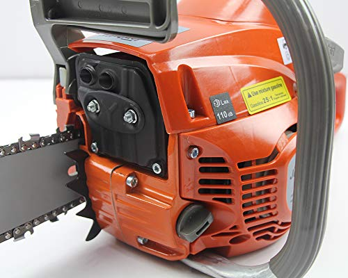 Farmertec 54.6cc JonCutter Gasoline Chainsaw Power Head Without Saw Chain and Blade One Year Warranty